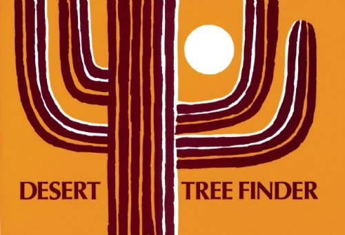 9780912550077: Desert Tree Finder: a pocket manual for identifying desert trees (Nature Study Guides)