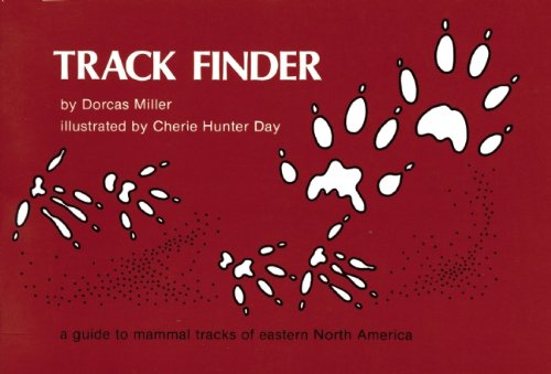 9780912550121: Track Finder: A Guide to Mammal Tracks of Eastern North America (Nature Study Guides)