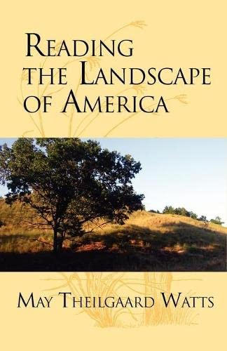 9780912550237: Reading the Landscape of America