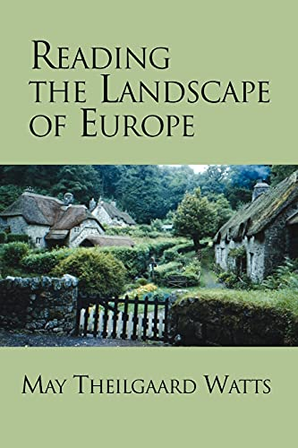 9780912550305: Reading the Landscape of Europe