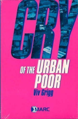 9780912552705: Cry of the Urban Poor