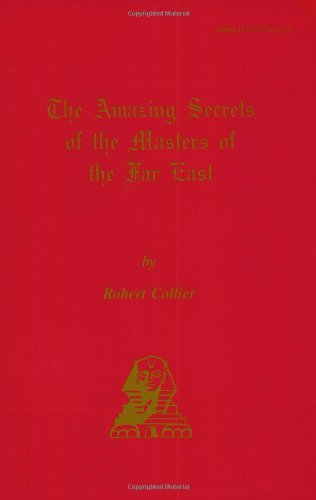 9780912576022: The Amazing Secrets of the Masters of the Far East