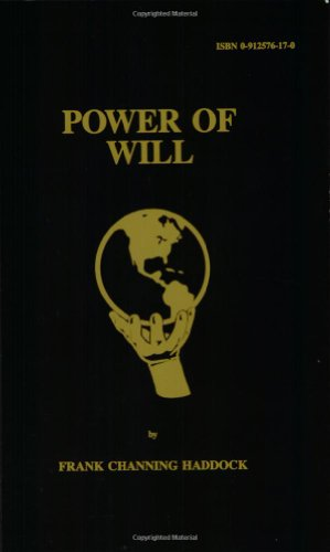 9780912576176: Power of Will