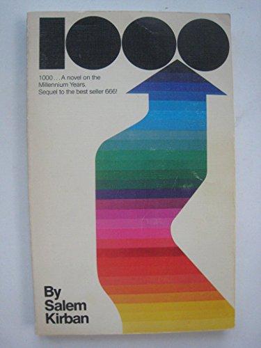 9780912582092: 1000: A Novel on the Millennium Years