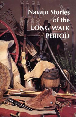 Navajo Stories of the Long Walk Period: Broderick, Johnson