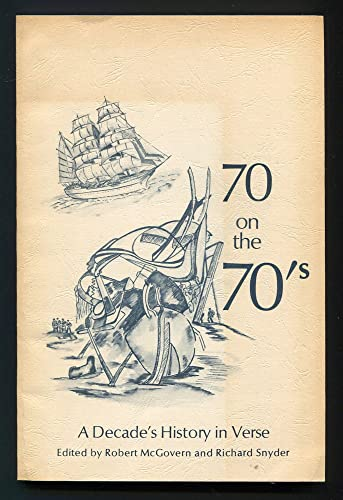 Seventy on the Seventies: A Decade's History in Verse (0912592249) by Robert McGovern