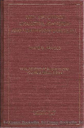 Vital Records of Cranston, Johnson and North Providence, Rhode Island.: ARNOLD, James N.
