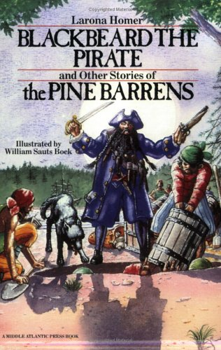 9780912608266: Blackbeard the Pirate and Other Stories of the Pine Barrens