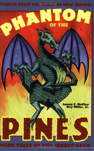 9780912608952: Phantom of the Pines: More Tales of the Jersey Devil
