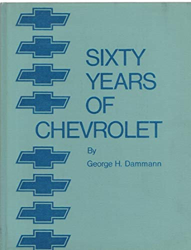 9780912612034: Sixty Years of Chevrolet