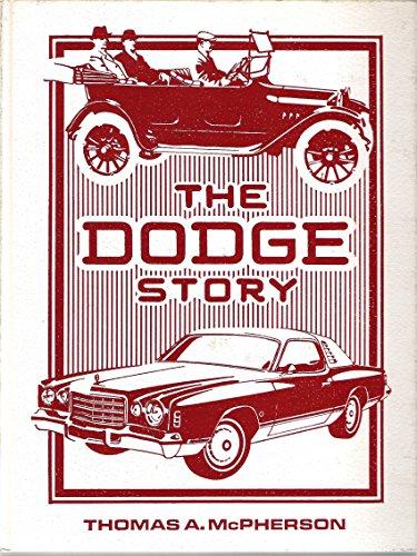 9780912612072: The Dodge story (Crestline auto books)