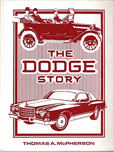 9780912612072: Title: The Dodge story Crestline auto books