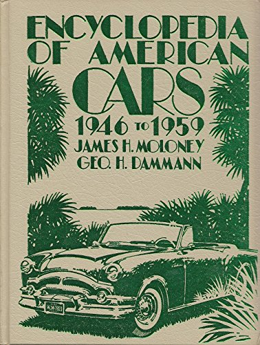 9780912612164: Encyclopedia of American Cars, 1946-1959 (Crestline Series)