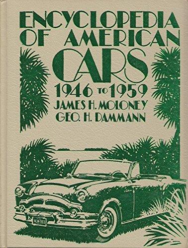 9780912612164: Encyclopedia of American Cars, 1946-1959 (Crestline Series)