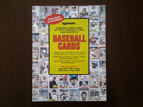 9780912618050 Catalog Price Guide Of Topps Donruss Fleer And