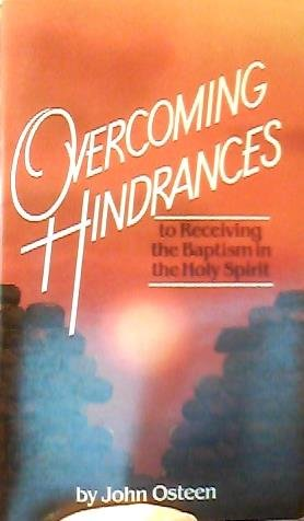 9780912631370: Overcoming Hindrance: