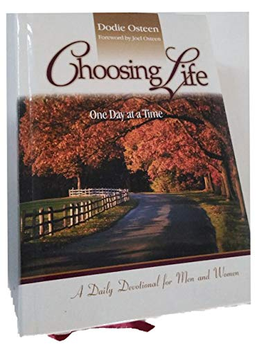 9780912631486: Choosing life: One day at a time