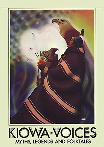 9780912646763: 2: Kiowa Voices, Volume II: Myths, Legends and Folktales