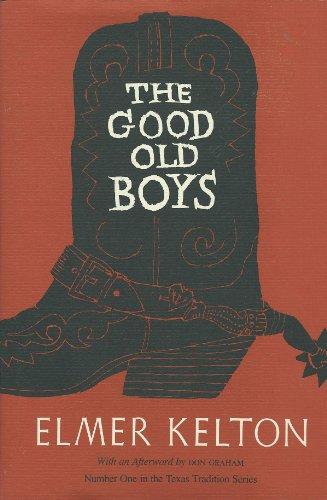 9780912646961: Good Old Boys (Texas Tradition)