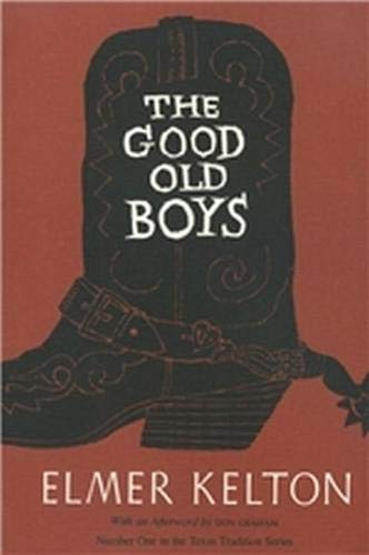 9780912646978: Good Old Boys (Texas Tradition (Paperback))