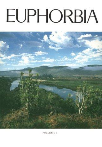 9780912647005: 1: Euphorbia Journal vol.I