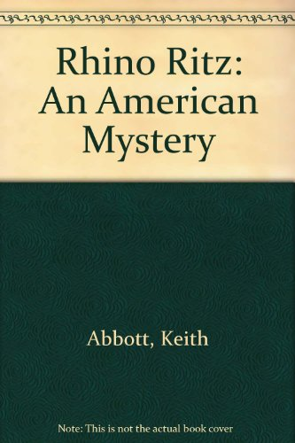 9780912652429: Rhino Ritz: An American mystery