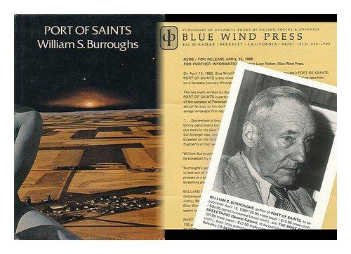 Port of Saints: William S. Burroughs