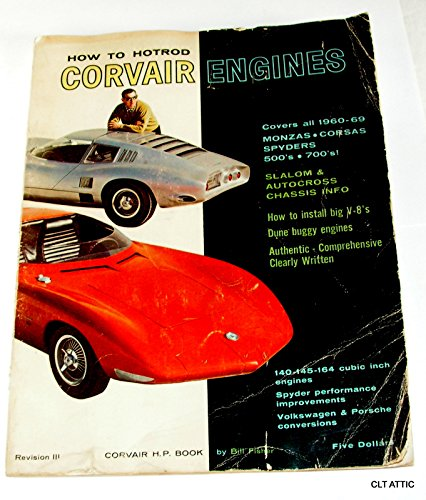How to Hotrod Corvair Engines: Bill Fisher