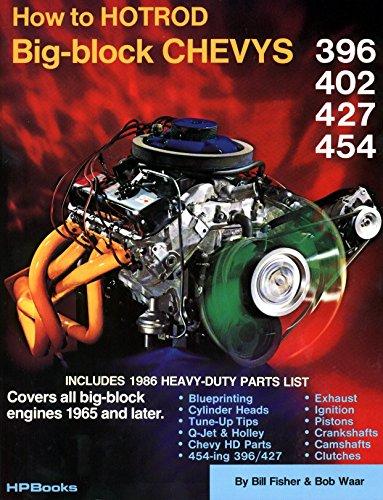 9780912656045: How to Hotrod Big-Block Chevys