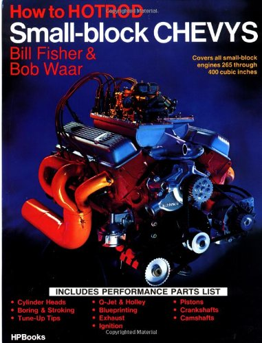 9780912656069: How to Hotrod Small-Block Chevys: Covers All Small-Block Engines 1955 Through 1972, 265 Through 400 Cubic Inches