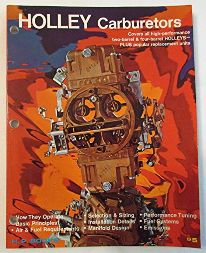 Holley Carburettors: Mike Urich, Bill