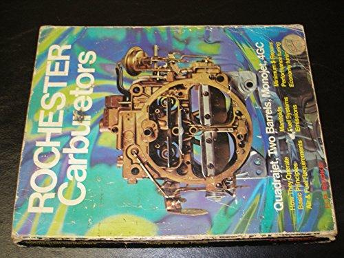 9780912656106: Rochester Carburettors and Emission Controls