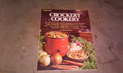 9780912656441: Crockery Cookery