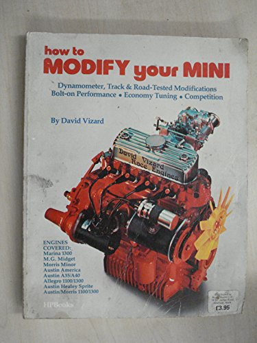 9780912656472: How to Modify Your Mini