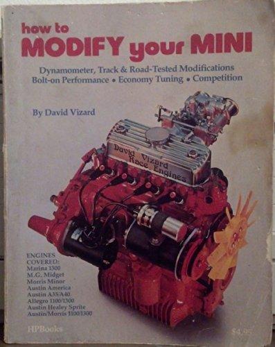 9780912656472: How to Modify Your Mini