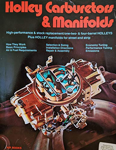 9780912656489: Holley Carburetors & Manifolds