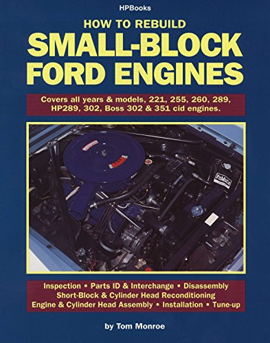 9780912656892: Rebuild Small-Block Ford Engines Hp89