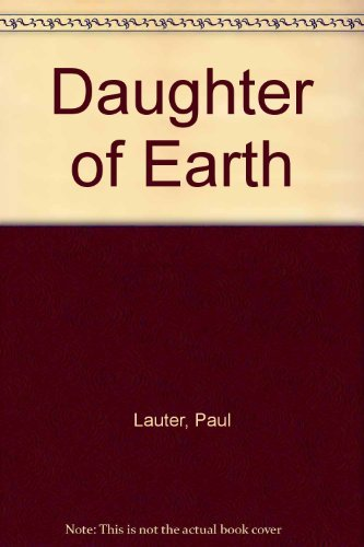 9780912670874: Daughter of Earth