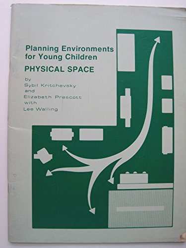 9780912674285: Planning Environments for Young Children