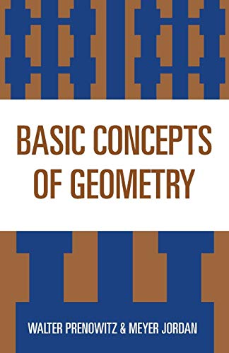9780912675480: Basic Concepts of Geometry