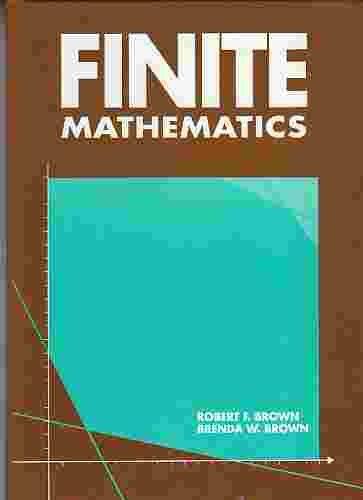 9780912675961: Finite Mathematics