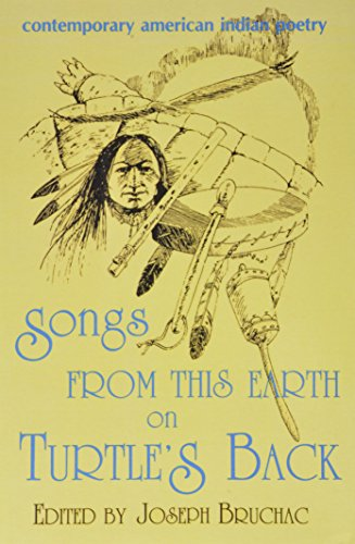9780912678580: Songs from This Earth on Turtle's Back: Contemporary American Indian Poetry