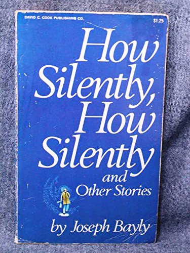 9780912692241: How silently, how silently, and other stories,