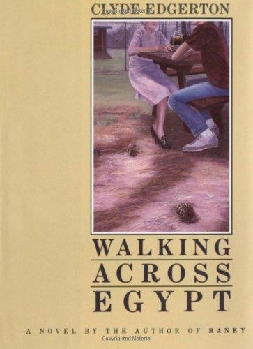 Walking Across Egypt (Signed): Edgerton, Clyde