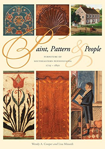 Paint, Pattern, And People: Furniture Of Southeastern: Cooper, Wendy A./