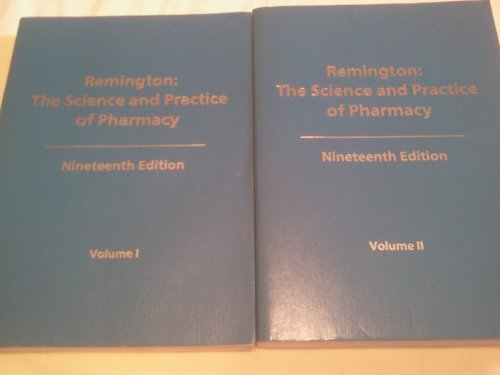 9780912734057: Remington: The Science and Practice of Pharmacy with CD-ROM (2-Volume Set)