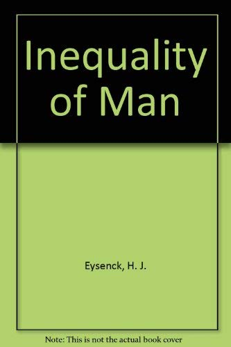 9780912736167: Inequality of Man