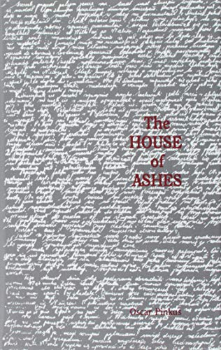 9780912756233: The House of Ashes
