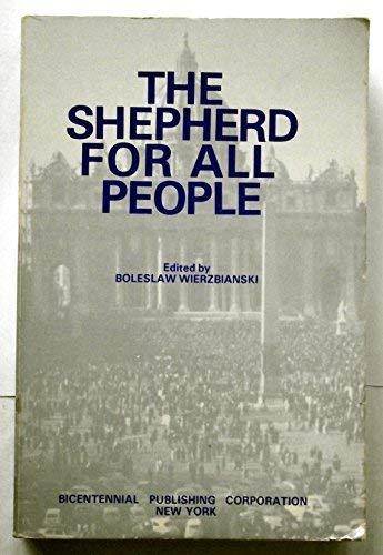 9780912757025: Shepherd for All People
