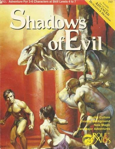 9780912771182: Shadows of Evil (Role Aids)